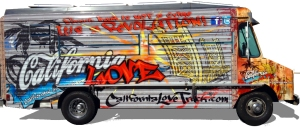 California Love Truck Launches to Offer a Restaurant on Wheels Featuring Local Produce and Meats