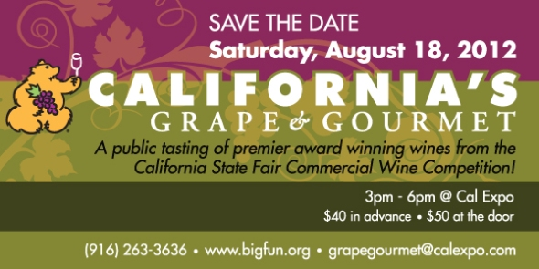 The State's Premier Wine and Food Event is August 18th!