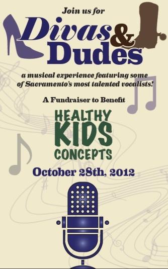 Divas & Dudes Fundraiser on October 28th