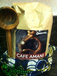 World Vision Gifts: Enter to win a Fair Trade Coffee Set!