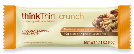 thinkThin® Bars Review, Guest Post by Andy Harris
