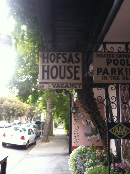 Weekend travel: The Hofsas House Hotel in Carmel