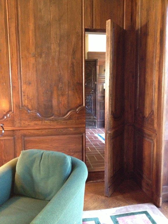 secret passage open