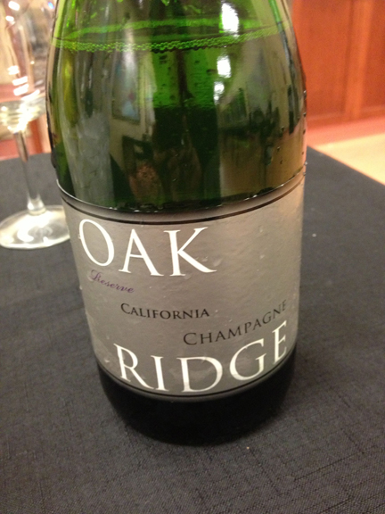 oak ridge sparkling