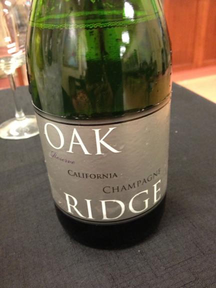 oak ridge sparkling