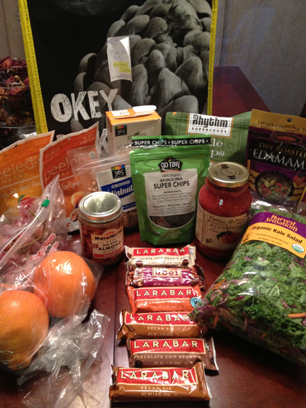 whole foods loot