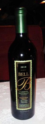 bell wine
