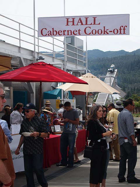 Wine Wednesday: 5th Annual HALL Cabernet Cookoff Takes Place Sunday, May 18, 2014