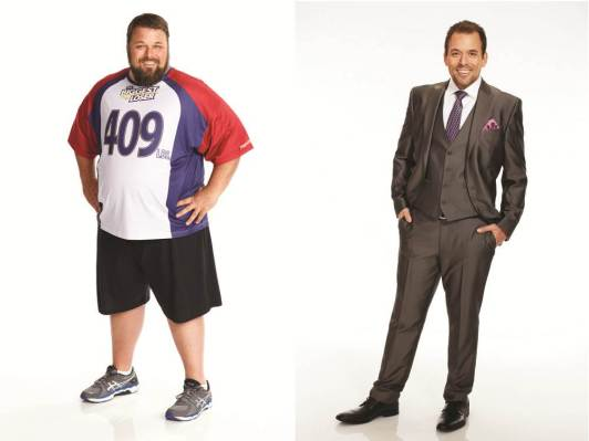 David Brown, The Biggest Loser Contestant, Speaks in Sacramento Area, Monday, March 10th
