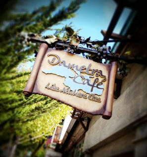 Dametra Café: Mediterranean Fusion at its Finest in Downtown Carmel