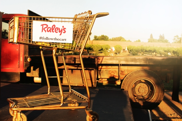 Raley's Food for Families Refresh Dinner at Vierra Farms kicks off Summer Donation Campaign