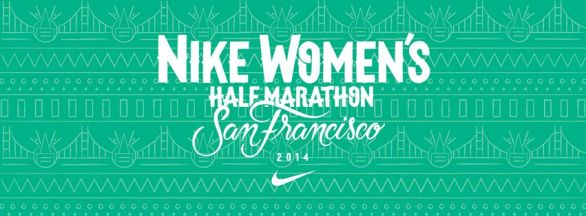 Enter to Win a FREE Race Entry to the San Francisco Nike Women's Half Marathon on October 19th, 2014!
