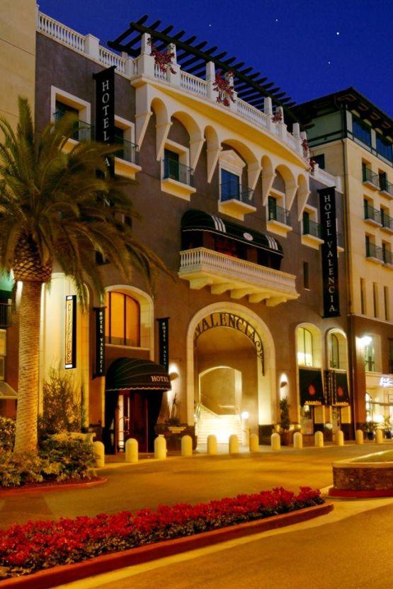 Wine Weekend Getaway at Hotel Valencia Santana Row