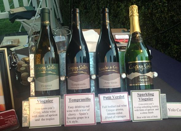 capay wines