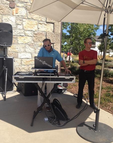 DJ adam