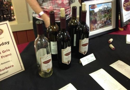 sierra knolls wines