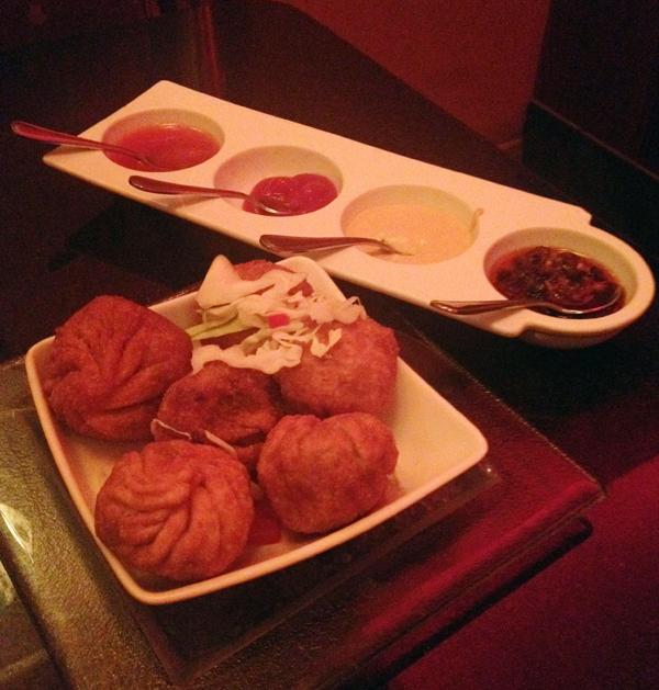 Yu Kwok dumplings