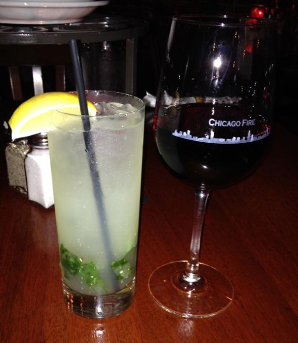 starter drinks