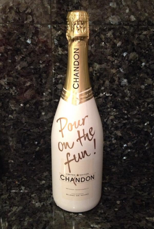 12 Days of Christmas Picks for the Food and Wine Lover: Domaine Chandon's Limited Edition Blanc de Noirs, Holiday 2014