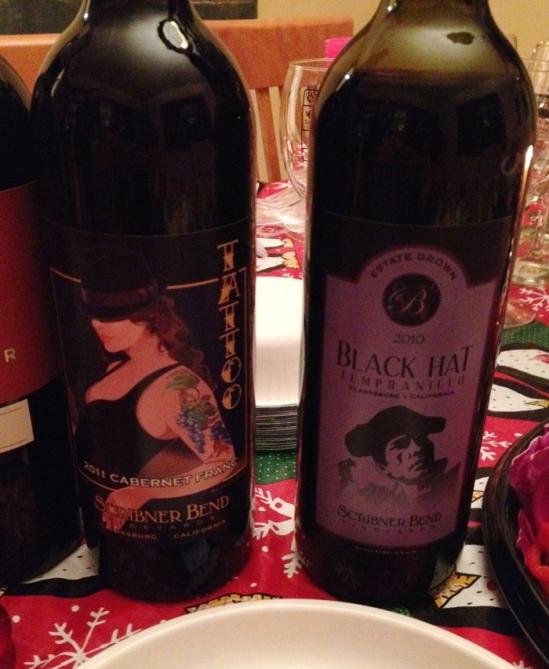 scribner wines