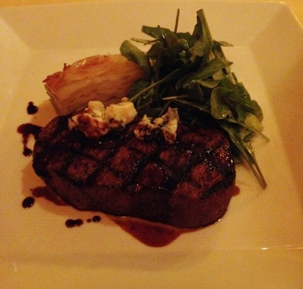 steak potato cake