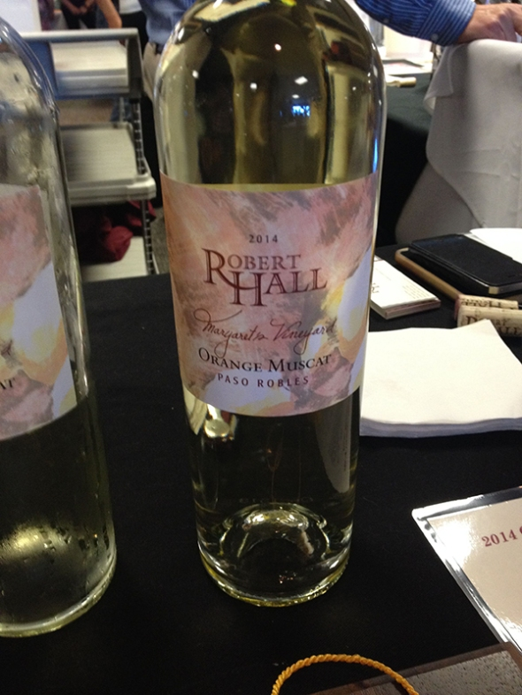 2014 Robert Hall Orange Muscato