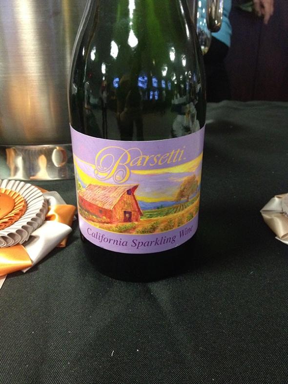 Barsetti Sparkling Wine