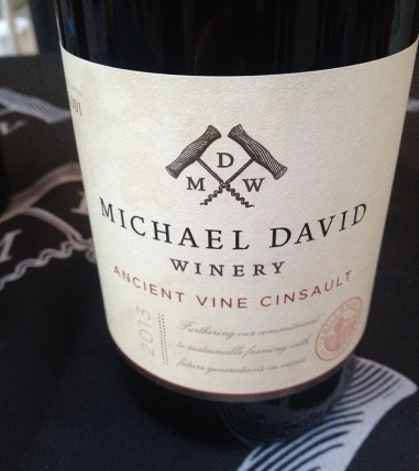 michael david cinsault