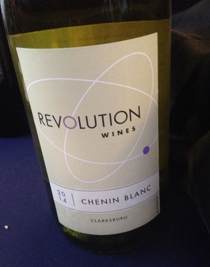 revolution chenin blanc
