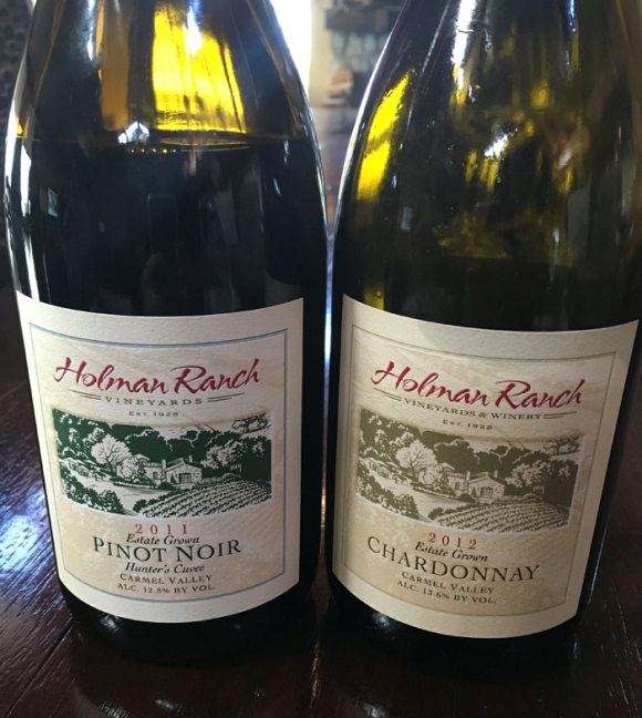 holman ranch wines