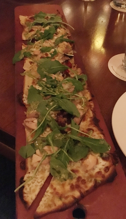 gluten friendly flatbread