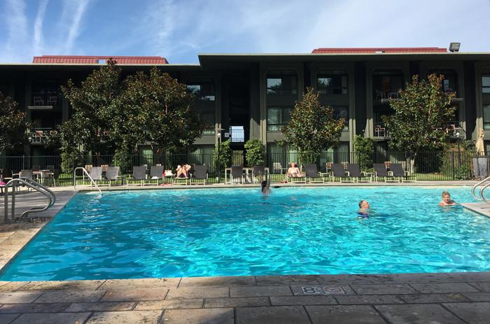 poolside_hyatt monterey