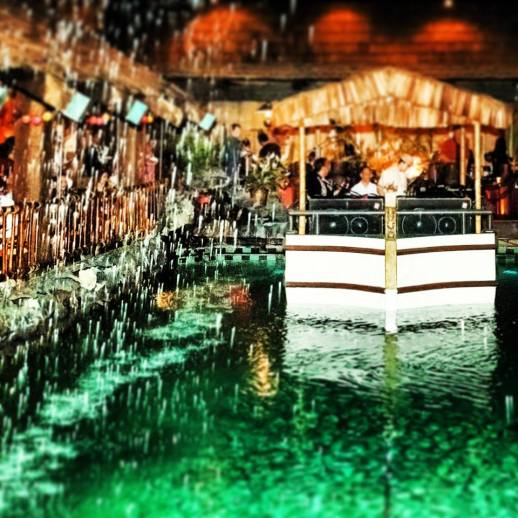 70-Year-Old Tonga Room to Celebrate New Year's Eve with a Luau!