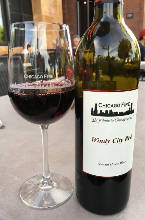 Windy City Red