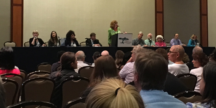 NAAF ask the experts panel