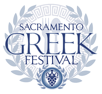 greek festival logo