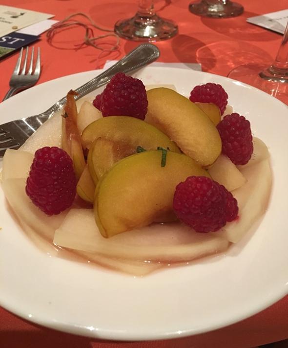 saturday dessert
