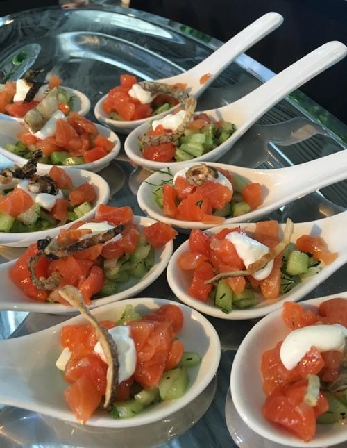 scoma salmon dish
