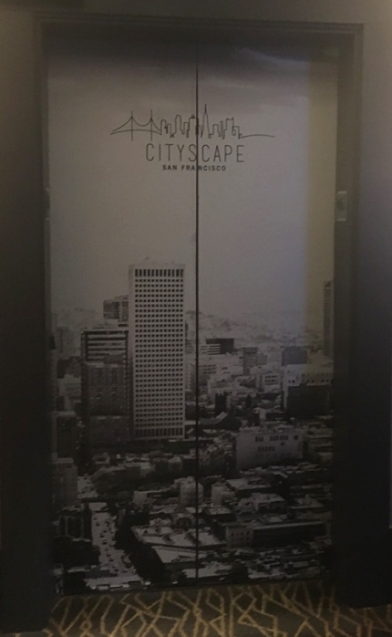 Experience the Stunning Views of San Francisco at the Cityscape Lounge