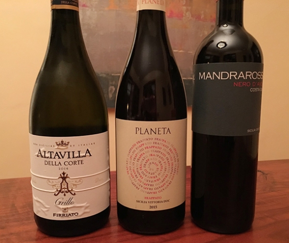 An Introduction to Sicilian Wines
